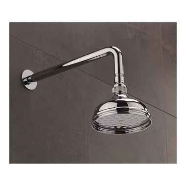 Sagittarius Chelsea 130mm Shower Head & Arm