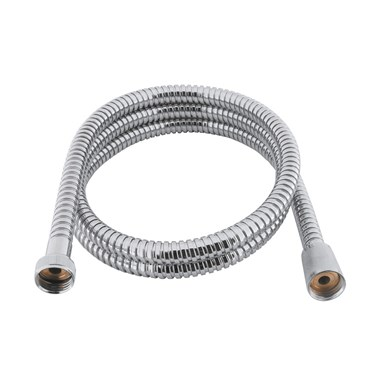 Crosswater Chrome Shower Hose - 11mm x 1500mm