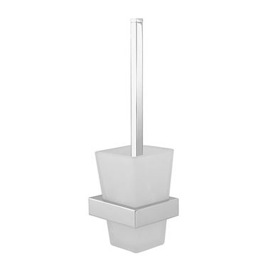 Vado Shama Wall Mounted Toilet Brush & Holder