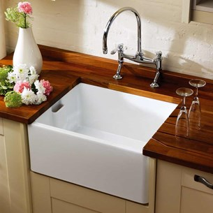 Shaws of Darwen | Ceramic Kitchen Sinks | Tap Warehouse