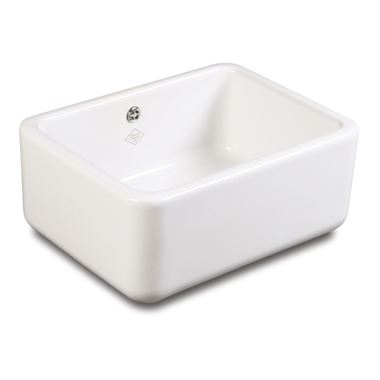 Shaws Classic Butler 600 White Ceramic Sink