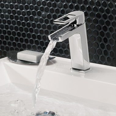 Crosswater Shoot Mini Basin Monobloc Mixer with No Waste