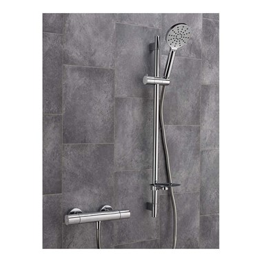 Sagittarius Viareggio Deluxe Shower Pack Push Button Handset