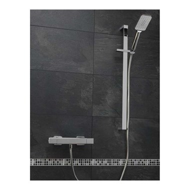 Sagittarius Capri Deluxe Shower Pack Push Button Handset