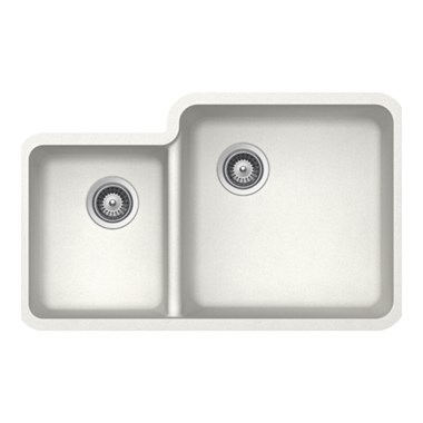 Schock Solido Cristalite 838mm 1.75 Bowl Undermount Sink with Waste