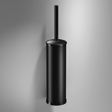 Sonia S6 Black Metal Toilet Brush Set