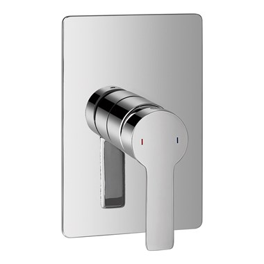 Flova Spring Single Outlet Concealed Manual Mixer Valve