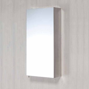 Vellamo Single Door Stainless Steel Cabinet