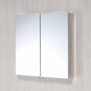 Vellamo Double Door Stainless Steel Cabinet
