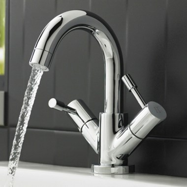 Premier Series 2 Basin Mixer with Pop-up Waste