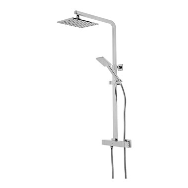 Roper Rhodes Event Square Thermostatic Dual Function Bar Valve Shower System