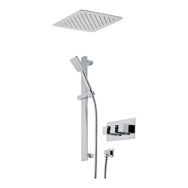 Roper Rhodes Factor Thermostatic Dual Function Concealed Shower System