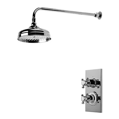 Roper Rhodes Henley Thermostatic Concealed Shower System