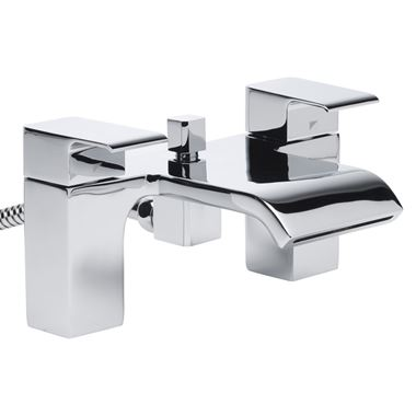 Roper Rhodes Hydra Bath Shower Mixer with Contemporary Handset