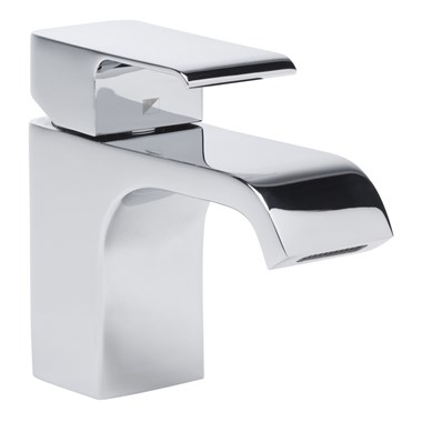 Roper Rhodes Hydra Mini Basin Mixer with Clicker Waste