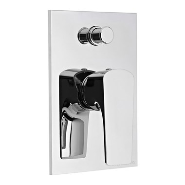 Roper Rhodes Sign Concealed Manual Shower Valve with Diverter