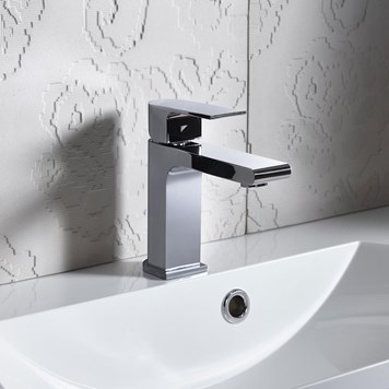 Roper Rhodes Code Mono Basin Mixer with Clicker Waste