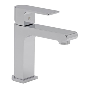 Roper Rhodes Code Mini Mono Basin Mixer with Clicker Waste