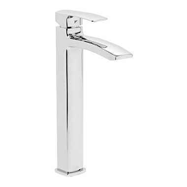 Roper Rhodes Sync Tall Mono Basin Mixer with Clicker Waste