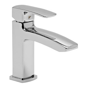 Roper Rhodes Sync Mini Mono Basin Mixer with Clicker Waste