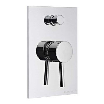 Roper Rhodes Storm Concealed Manual Shower Valve with Diverter