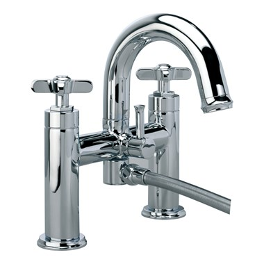 Roper Rhodes Wessex Bath Shower Mixer with Classic Handset