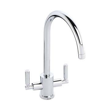 Abode Atlas Aquifier Filtered Water Mono Kitchen Mixer - Chrome