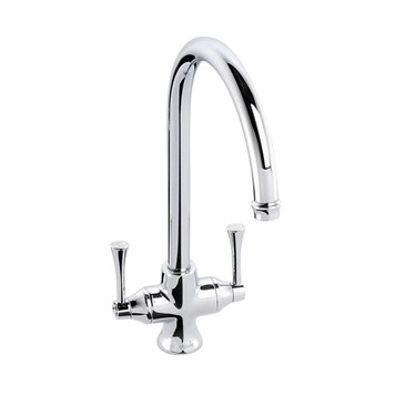Abode Gosford Aquifier Filtered Water Mono Kitchen Mixer - Chrome