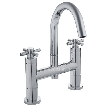 Hudson Reed Tec Crosshead Bath Filler