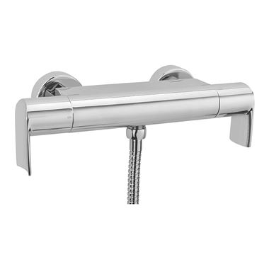 Sagittarius Tivoli Exposed Thermostatic Shower Valve Chrome