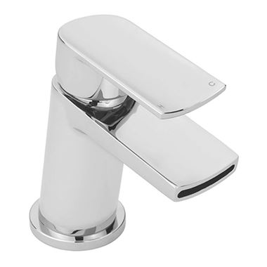 Sagittarius Tivoli Cloakroom Basin Mixer With Sprung Waste Chrome