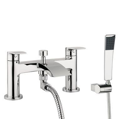 Proflow Tiera Waterfall Bath Shower Mixer