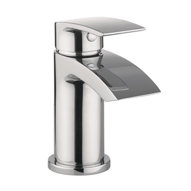 Proflow Tiera Small Waterfall Basin Mixer