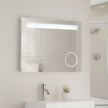 heated bathroom mirrors steam free mirrors with demister. Black Bedroom Furniture Sets. Home Design Ideas