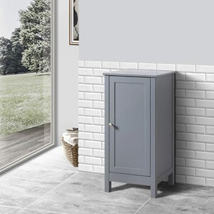 Butler & Rose Catherine Floorstanding Storage Unit - Matt Grey