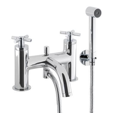 Crosswater Totti Bath Shower Mixer Kit