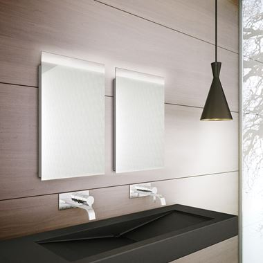 Bathroom Origins Topline Backlit LED Mirror