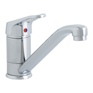 Astracast Finesse Single Lever Monobloc Kitchen Sink Mixer Tap - Chrome