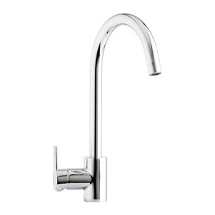 Astracast Elera Side Lever Monobloc Kitchen Mixer Tap - Polished Chrome