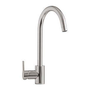 Astracast Elera Side Lever Monobloc Kitchen Mixer Tap - Brushed Chrome