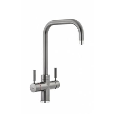 Abode Pronteau Prostyle 3 in 1 Instant Hot Water Tap - Graphite