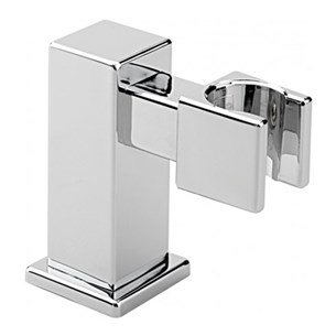 Tre Mercati Turn Me On Square Wall Bracket - Chrome