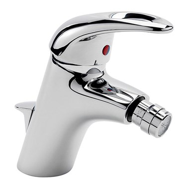 Tre Mercati Latina Mono Bidet Mixer With Pop Up Waste