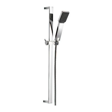 Tre Mercati Edge No. 2 Rigid Riser Shower Kit