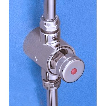 Tre Mercati Capri Non Concussive Exposed Non Concussive Manual Shower Valve - Chrome