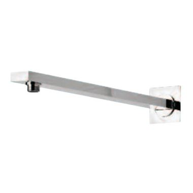 Tre Mercati Edge Wall Mounted Square Shower Arm (400mm)