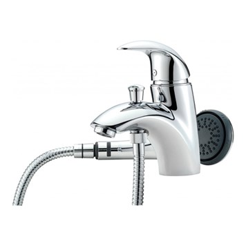 Tre Mercati Novara Mono Bath Shower Mixer & Kit