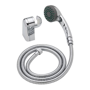 Tre Mercati Orta Mini Round Shower Kit - Chrome