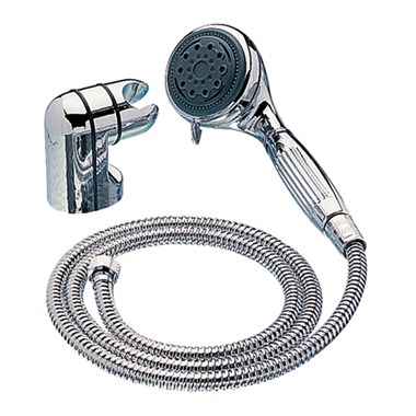 Tre Mercati Etna Mini Round Shower Kit - Chrome