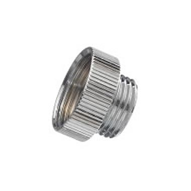 "Tre Mercati 3/4"" To 1/2"" Adapter - Chrome"